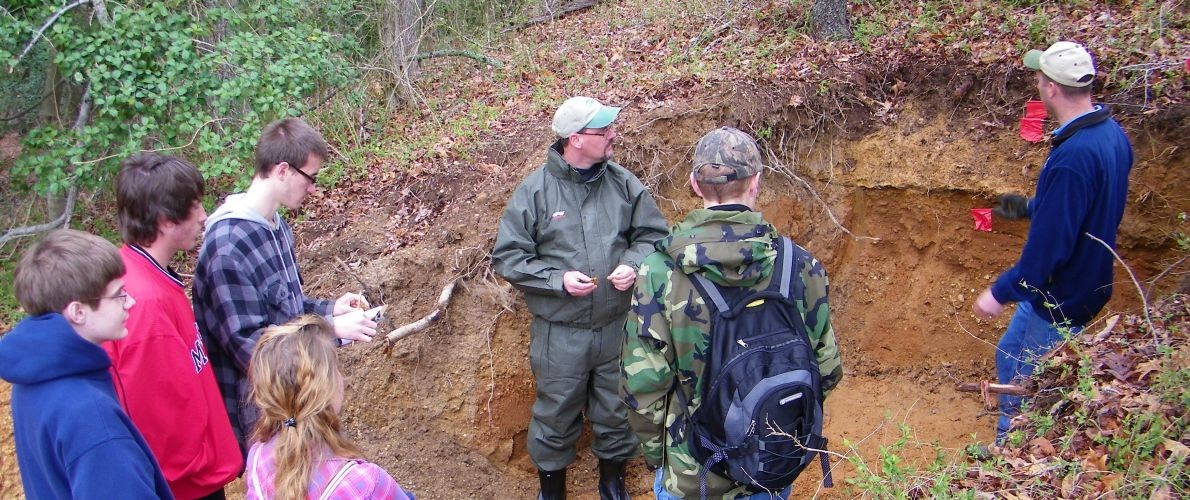 April 22, 2015 – St. Mary's County Envirothon Competition