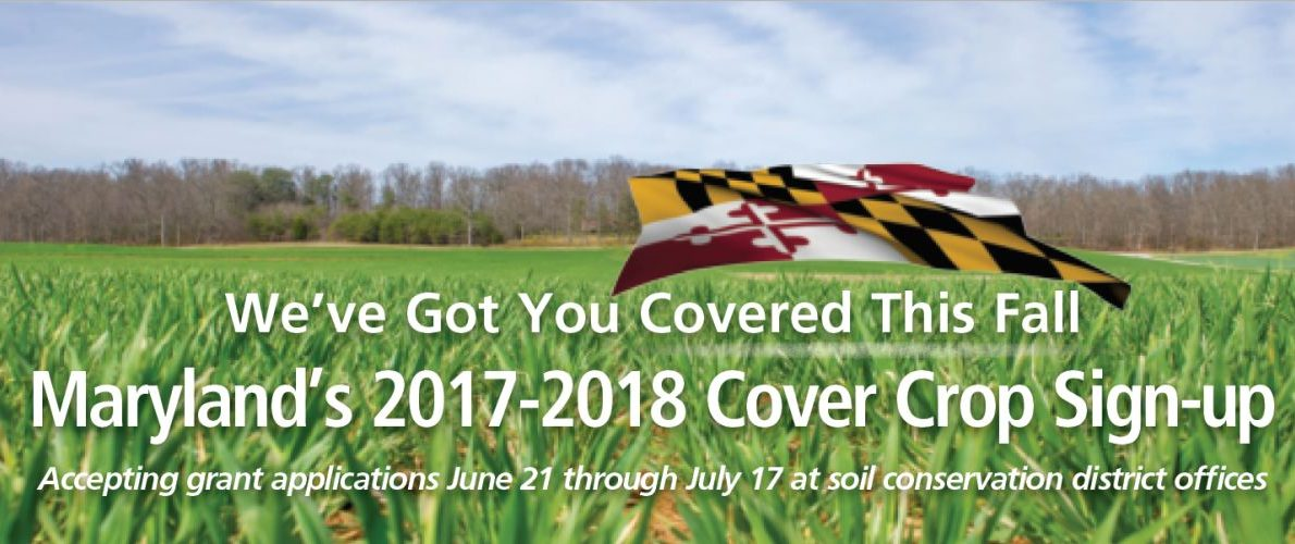 2017-2018 Cover Crop Program