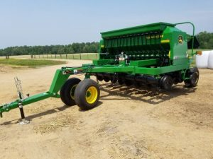 The St Marys Soil Conservation District Purchased Our First No Till Drill In July Of 1992 The Purchase Was Made Using Funds Provided Through A Grant From